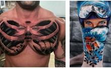 Tetovaže toliko dobre da ćete odmah bukirati svoj termin