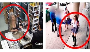 30 najčudnijih stvari ikada uhvaćenih na sigurnosnim kamerama