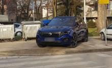 Slika iz Zagreba podijelila internet: Je li u redu ovako parkirati automobil?