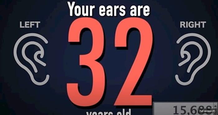 """Ovaj zvuk mogu čuti samo mladi ljudi: poslušajte snimku i saznajte koliko su vam """"stare"""" uši"""