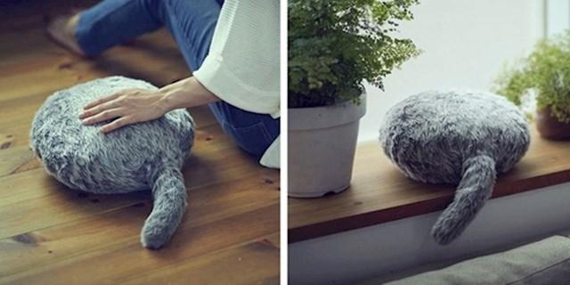 Qoobo je robo-mačka i omiljeni ljubimac za ljude koji nemaju vremena za ljubimce