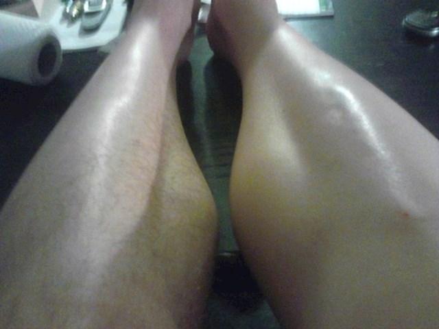 """""""Moja kći me pitala kad ću je naučiti kako brijati noge. Danas je bio taj dan..."""""""