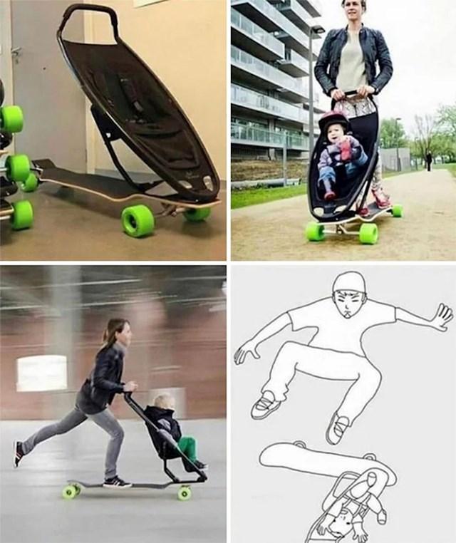 Odlična ideja za roditelje kojima nedostaje malo adrenalina