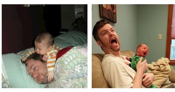 Fotke i situacije s kojima će se poistovjetiti svaki roditelj