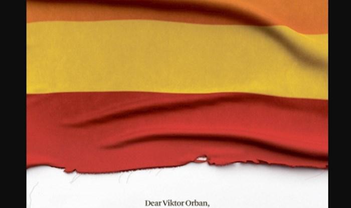 Ovo je genijalno: Orban je platio oglas u belgijskim novinama, svi pričaju o onom što su objavili