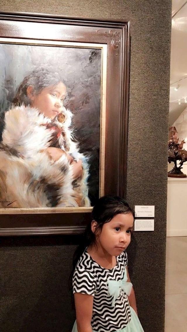 Odveli smo kćer u muzej i zaprepastili se