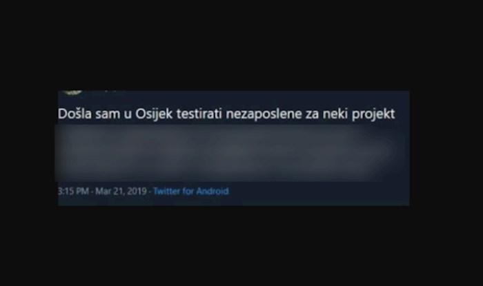 Twitterom se širi ova objava iz 2019. godine, ekipa umire od smijeha: Ovo je Hrvatska!