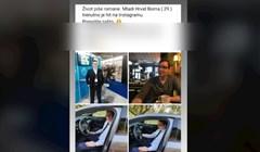 Mladi Hrvat Borna postao je hit nakon oglasa u kojem objašnjava što traži od djevojke