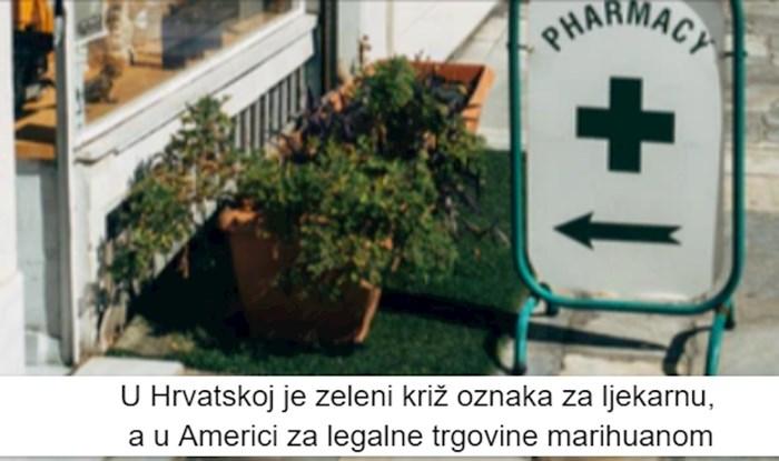 20 šokantnih razlika između Hrvatske i SAD-a