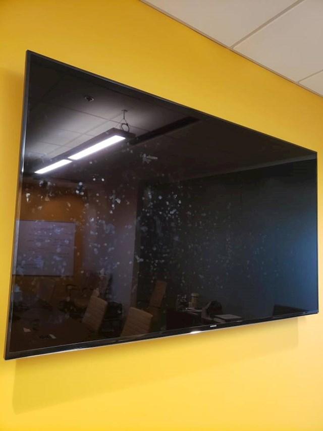 Moj šef ne može pokazivati bez da prstom dodirne ekran