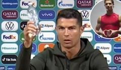 Ronaldo je napravio skandal s bocom Cole na presici, a sada je procurio jako neugodan video po njega