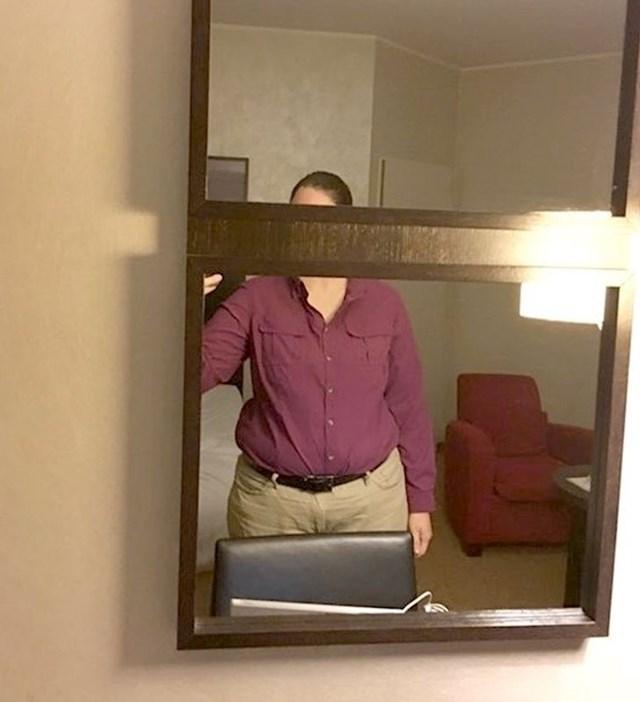 Odličan dizajn ogledala