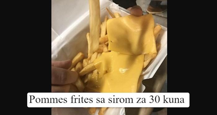 12 ljudi podijelilo je fotke najgore hrane koju su ikad platili
