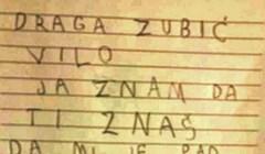 Mali Jakov je imao nezgodu sa zubom pa je zubić vili napisao pismo opravdanja. Morate to vidjeti