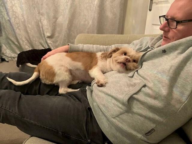 Još jedan tata koji se zakleo da neće imati psa