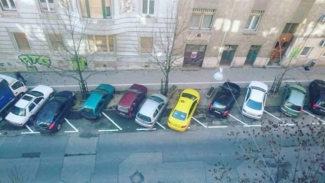 Nagrada za najbolji parking ide svim ovim ljudima