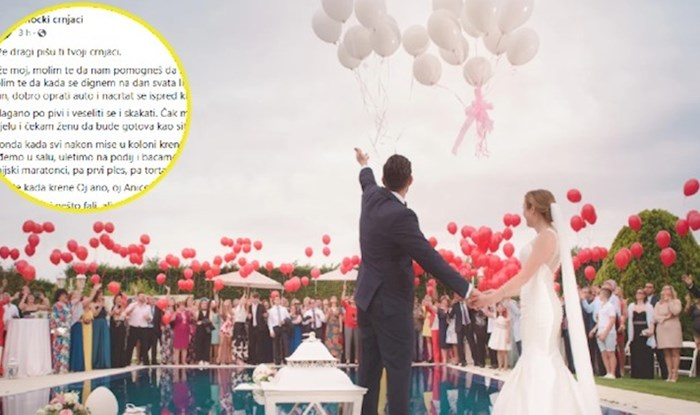 Popularna stranica objavila je status koliko im nedostaju svadbe, sad ga svi dijele