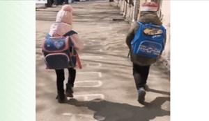 Mislite da školske torbe nisu preteške za njihova leđa? Pogledajte ovo pa se uvjerite i sami