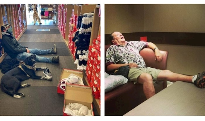 Muškarci koji mrze ići u kupovinu sa svojim partnericama