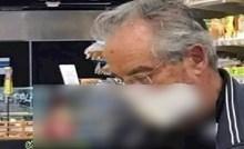 Pola interneta zgroženo, pola umire od smijeha: Morate vidjeti što je ovaj tip iskoristio kao masku