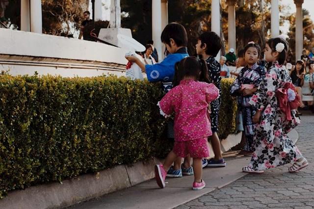 1. Dok ne dođu u 6 razred mali Japanci ne polažu ispite