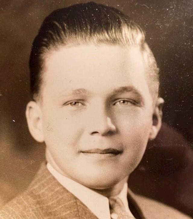 Moj djed, 15 godina