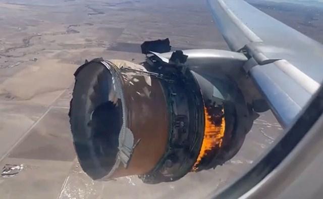 Kako to izgleda kad motor Boeinga 777 otkaže usred leta. Sretno su sletjeli