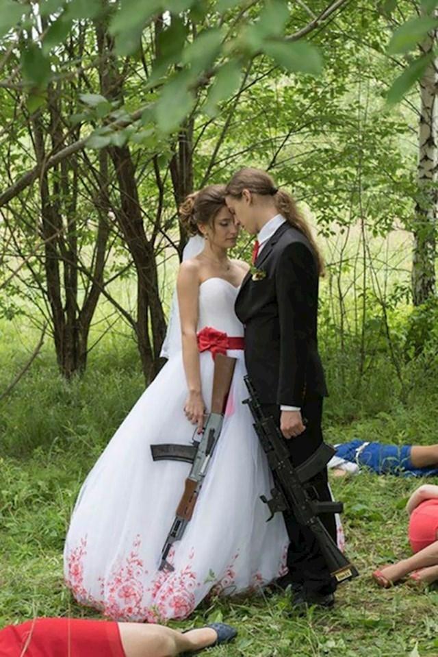 Može li romantičnije od ovoga?