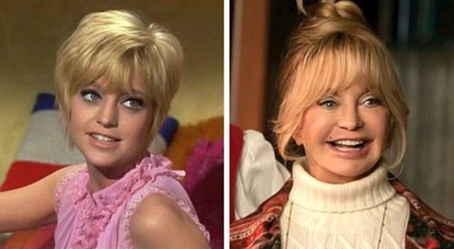 Goldie Hawn s 24 i 72 godine