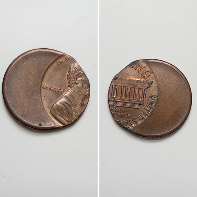 Pronašla je novčić s greškom, unikatan i vrlo vrijedan