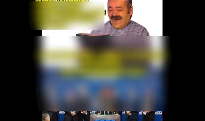 Ljudi umiru od smijeha na fotku koja objašnjava kako je HDZ došao na ideju zabrane rada nedjeljom