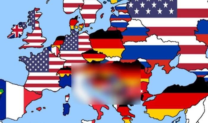 Karta najguglanijih zemalja po državama, pogodit ćete koga guglaju Hrvati