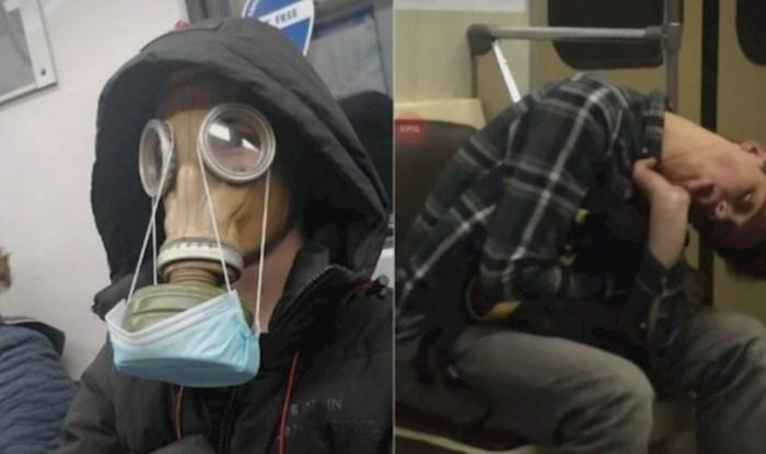 Javni prijevoz je u pandemiji nekako postao još luđi nego inače. Evo 20 primjera