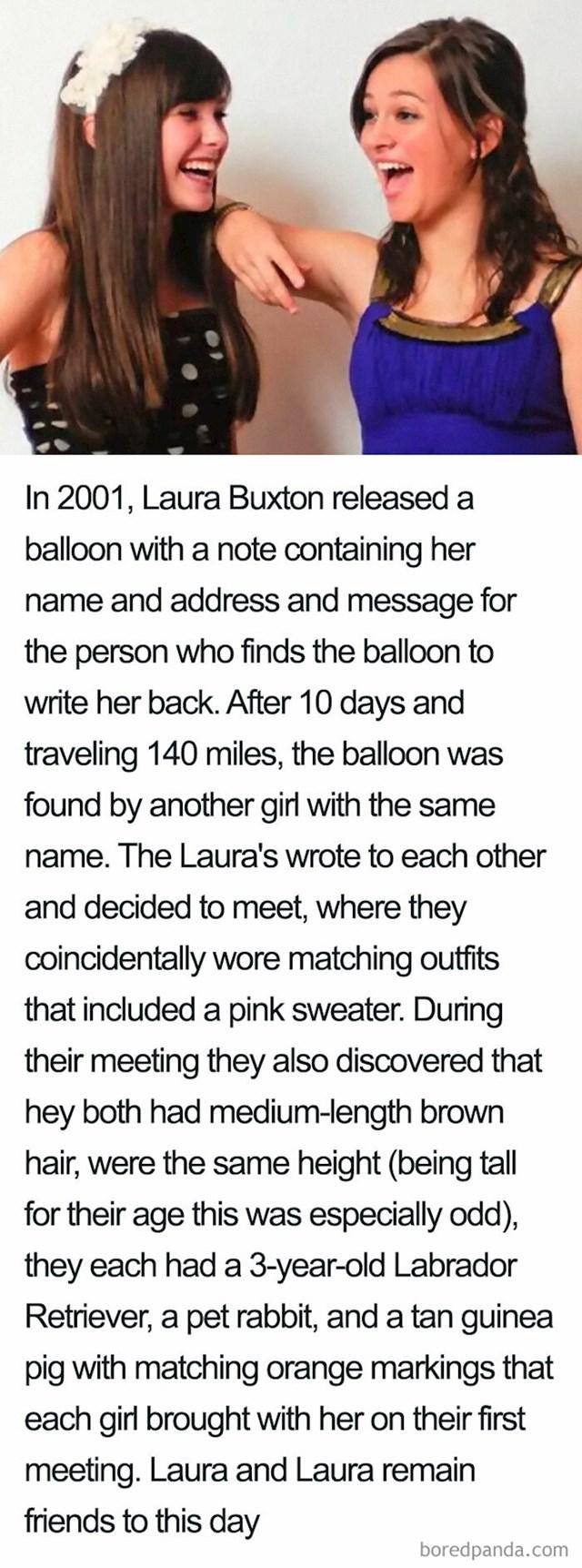 Priča o dvije Laure