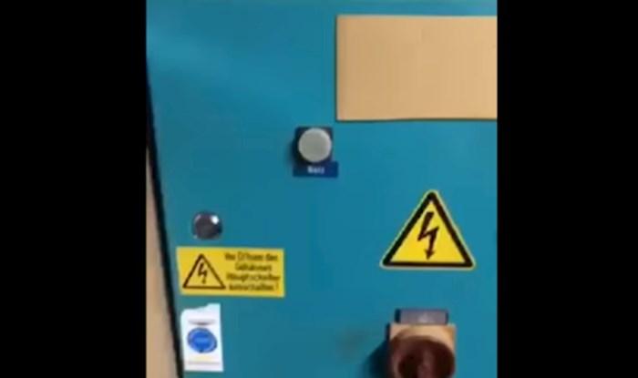 Tip pokazao što skriva u svom ormariću za struju, ekipa je oduševljena