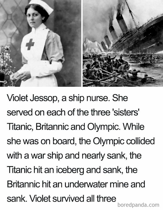 Nevjerojatna priča o Violeti Jessop