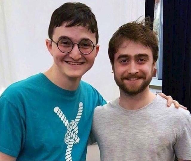 Moj sin više sliči Harry Potteru nego Harry Potter