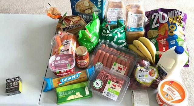 Količina hrane za cijenu kutije cigareta u Australiji