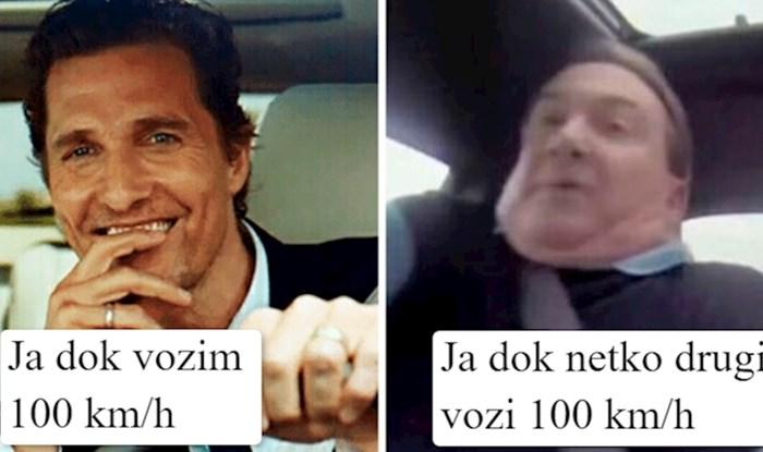10 memeova koji će nasmijati svakog pravog vozača