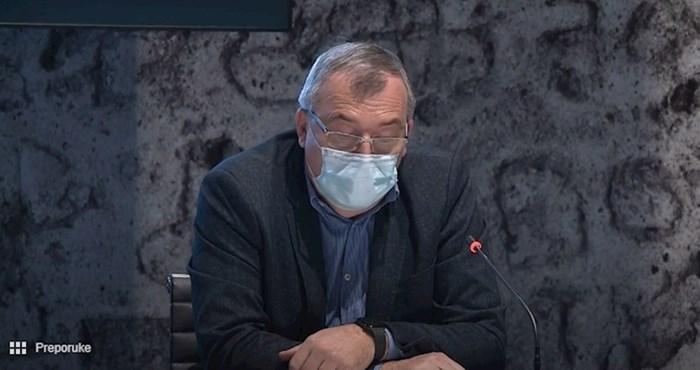 Svi dijele video Capaka i Božinovića kako gase mikrofone kad im je postavljeno neugodno pitanje