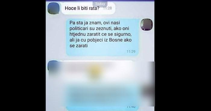 Viber prepiska širi se Facebookom: Morate vidjeti što je tip odgovorio na pitanje hoće li biti rata