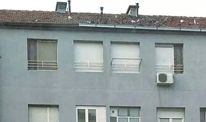 Vlasnik stana se protivio obnovi fasade zgrade, ostali su mu se genijalno osvetili