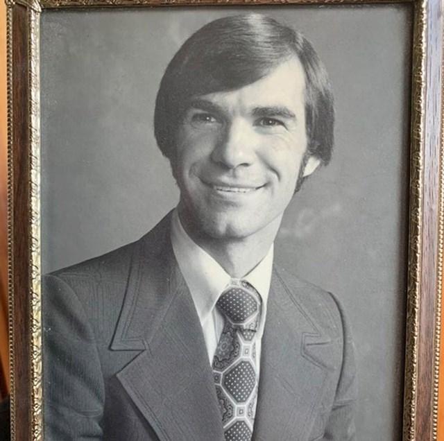 Moj tata sa 17 godina