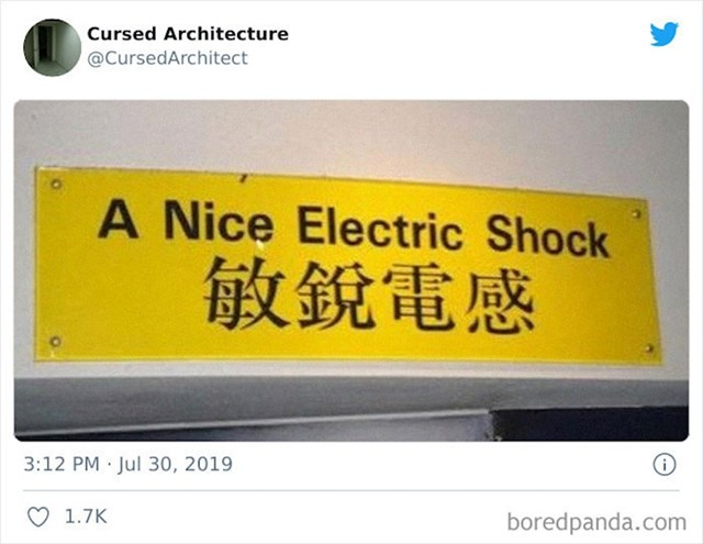 Divan električni šok