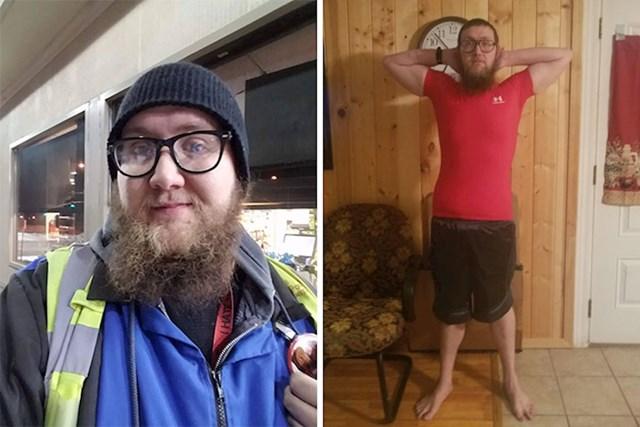 Izgubio sam oko 100 kilograma