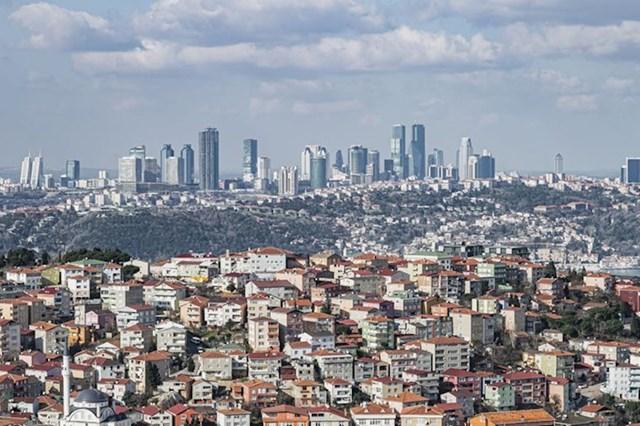 Istanbul je grad suprotnosti