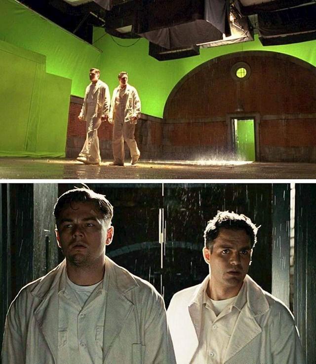 Shutter Island; sjećate se mentalne ustanove iz ovog filma? Iz ove prespektive ne izgleda tako strašno