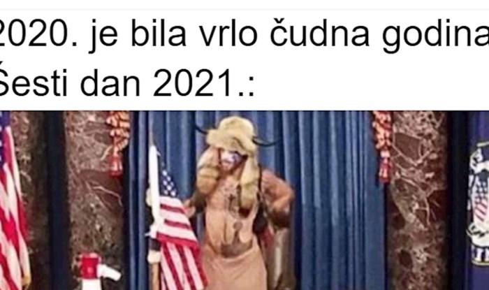 2021. nije počela dobro, odabrali smo najbolje memove koji opisuju trenutno stanje