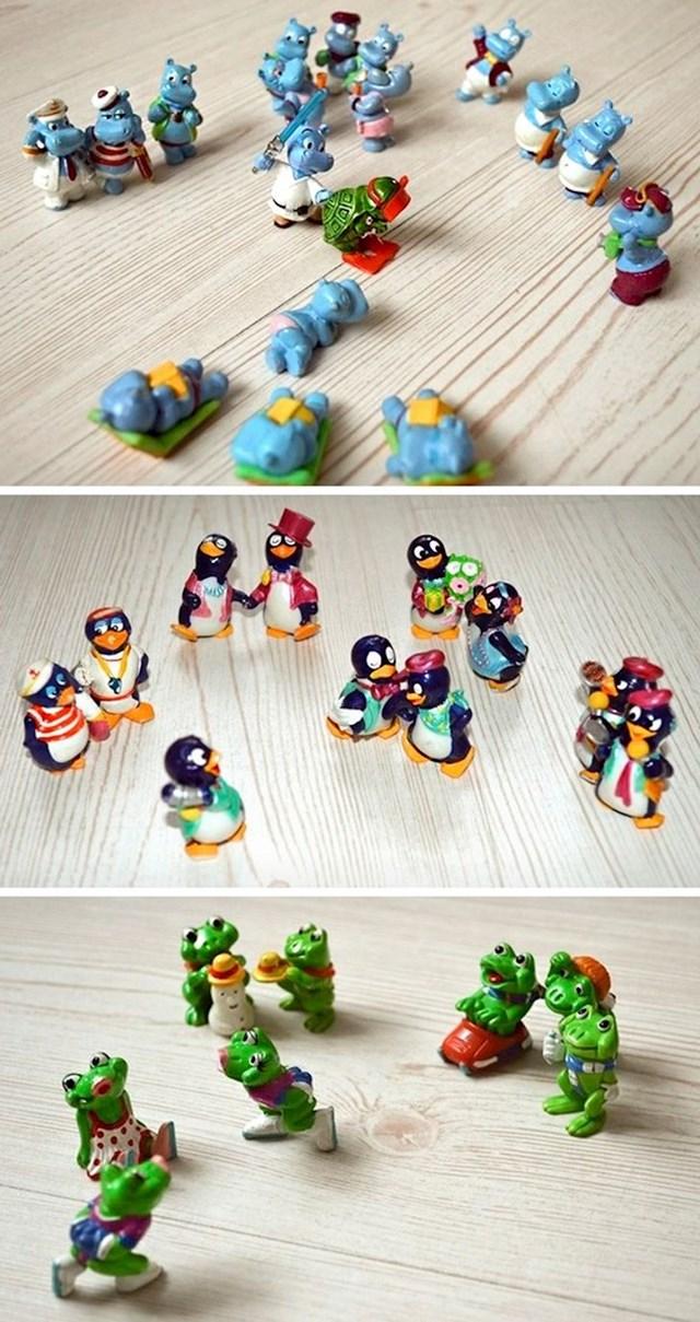 Najbolje Kinder igračkice