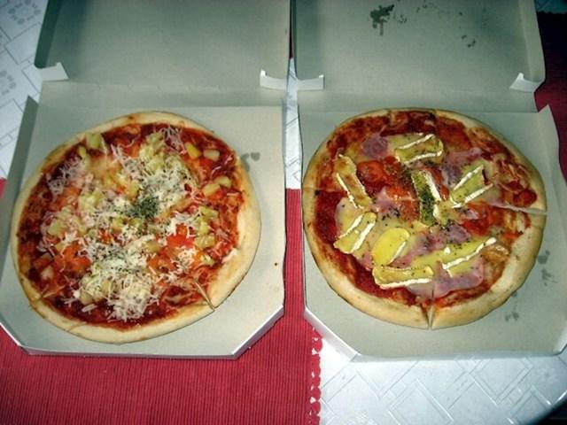 Ovaj tip j eprije 8 godina kupio 2 pizze za 10,000 Bitcoina
